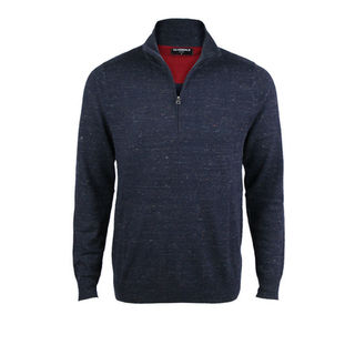 1/4 Zip Pullover - Tailored Fit.  Galaxy
